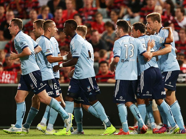 Result: Janko goal sees Sydney past Jets