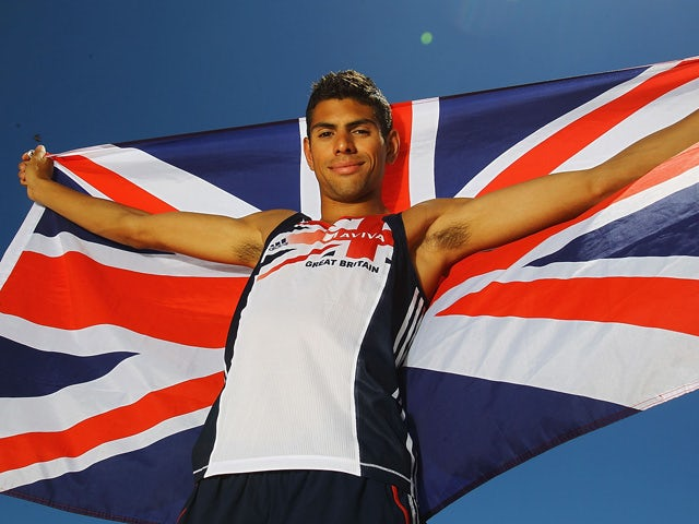 Tom Lancashire of Great Britain poses for a portrait during the Aviva funded GB & NI Team Preparation Camp on July 21, 2010