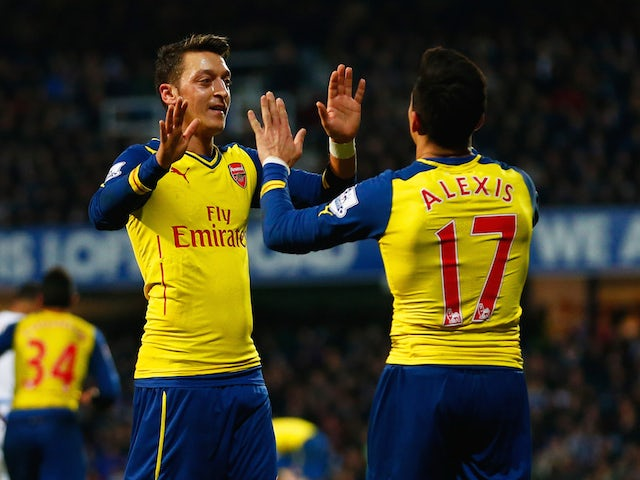 Result: QPR undone by Arsenal