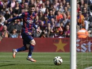 Preview: Eibar vs. Barcelona