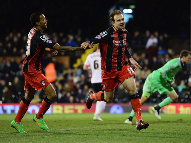 Result: Bournemouth return to top with Fulham rout