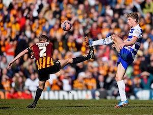 Bradford, Reading need replay
