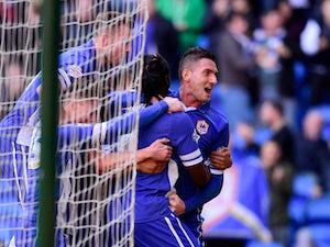 Team News: Cardiff's Macheda returns from suspension