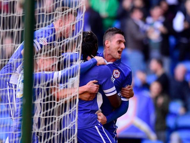 Result: Cardiff secure comeback win over Brentford