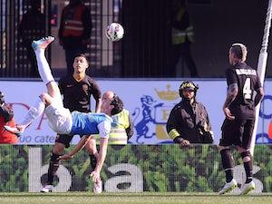 Roma draw blank against Chievo