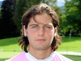 Evian's French midfielder Ilan Boccara poses for an official picture on September 18, 2013