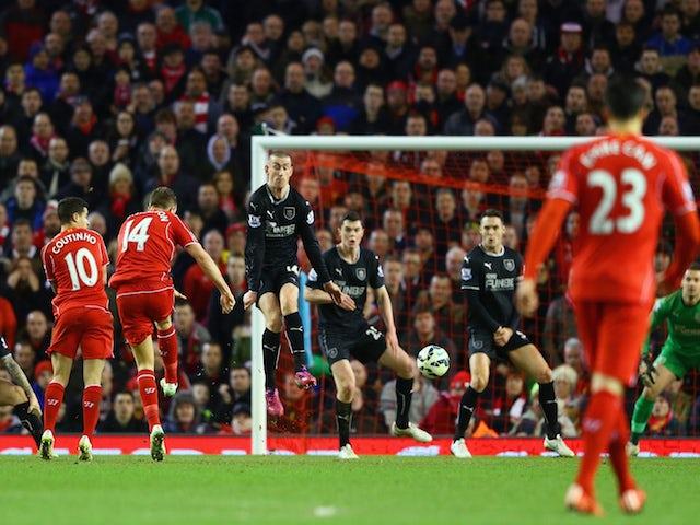 Result: Sturridge seals Liverpool win