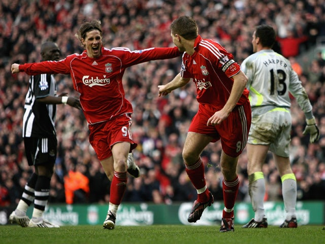 On This Day: Fernando Torres, Steven Gerrard Star In