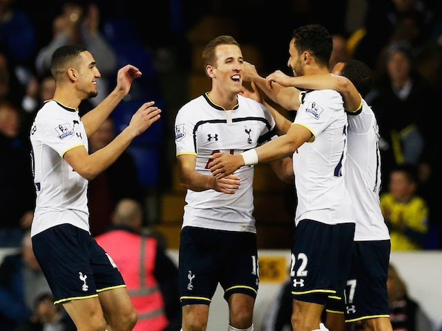 Result: Tottenham edge out Swansea