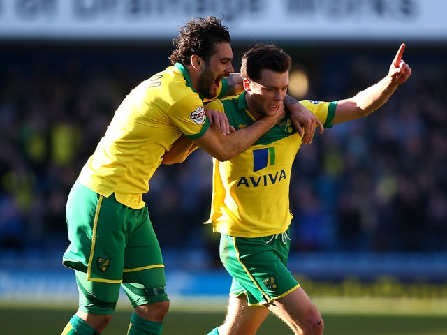 Result: Norwich move within three points of top