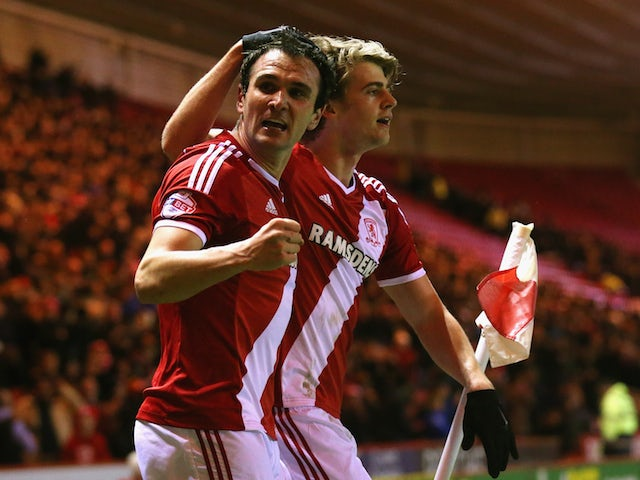 Result: Middlesbrough beat Millwall to go top