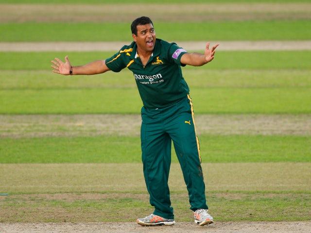 Cricket roundup: Samit Patel inspires Nottinghamshire to win over Derbyshire