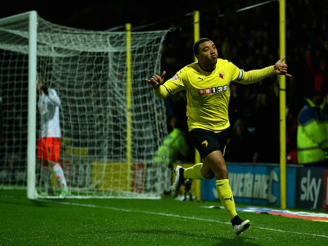 Result: Watford top after beating Wigan