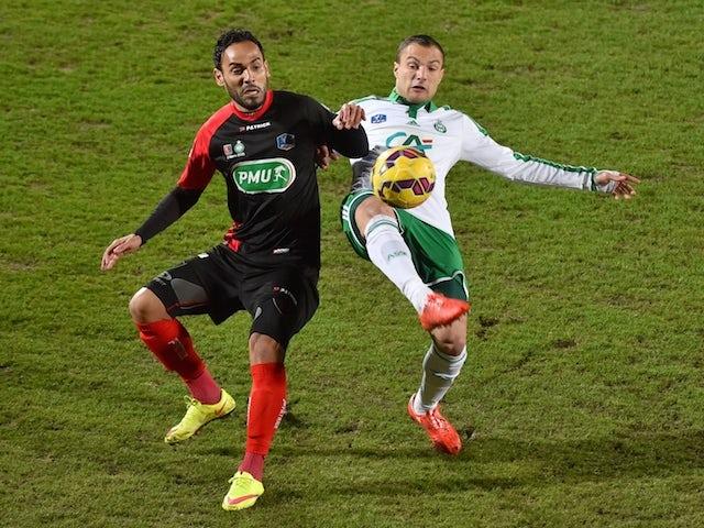 Result: Etienne require penalties to progress