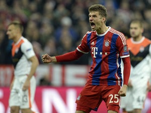 Live Commentary: Bayern 7-0 Shakhtar - as it happened