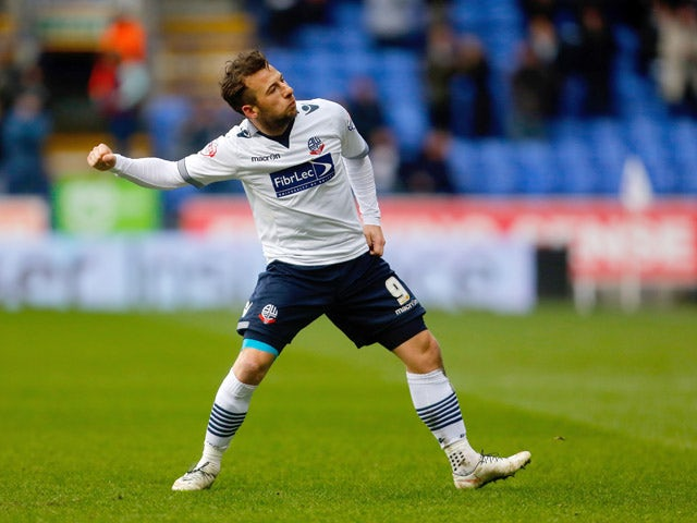 Result: Le Fondre rescues point for Bolton