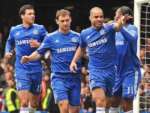 OTD: Chelsea thrash West Ham to go top