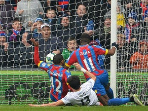 Palace in control against QPR