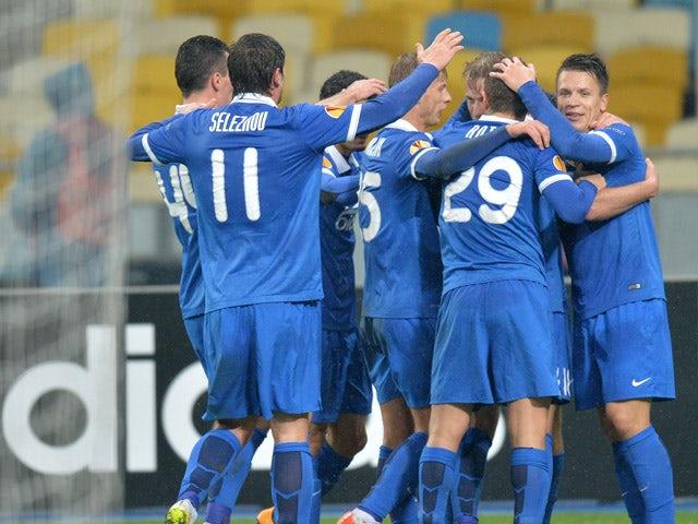 Result: Zozulya scores winner as Dnipro defeat Ajax