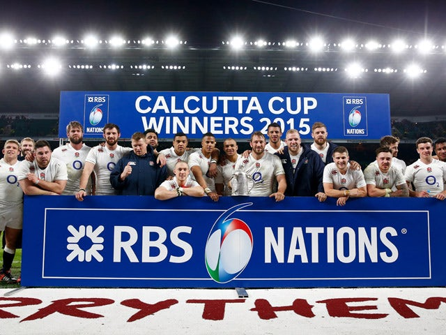 Result: England claim Calcutta Cup glory
