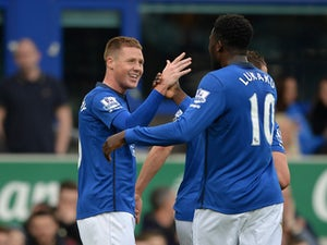 Much-needed win for Everton