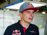 Max Verstappen of Toro Rosso during qualifying for the Australian Formula One Grand Prix at Albert Park on March 14, 2015