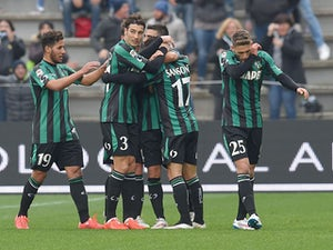 Napoli stunned by Sassuolo