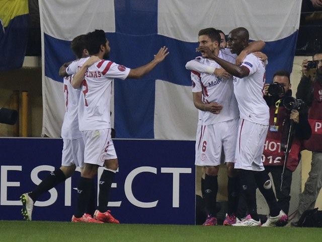 Result: Sevilla defeat Villarreal in Europa League