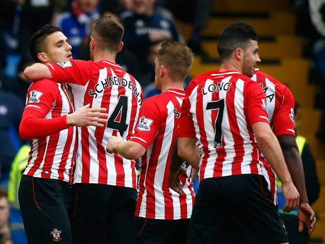 Result: Chelsea frustrated by Southampton