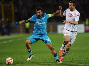 Zenit strike twice to down Torino