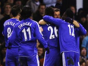 OTD: Shevchenko stars in Chelsea win over Spurs