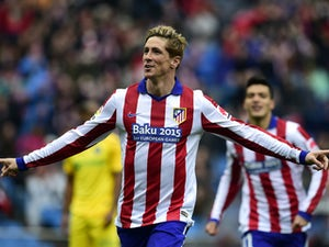 Team News: Torres starts for Atletico