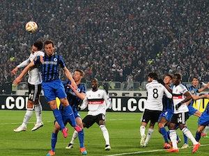 Club Brugge ease past Besiktas