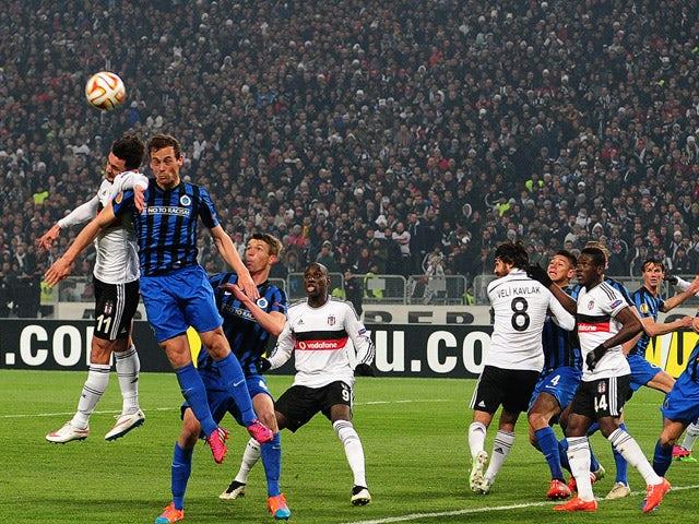 Result: Club Brugge ease past Besiktas
