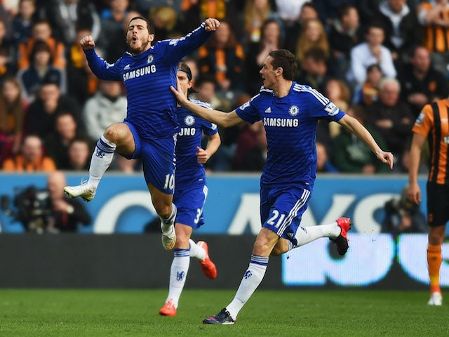 Result: Hull fightback thwarted as Chelsea march on