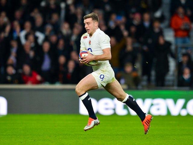 Result: England fall just short against France