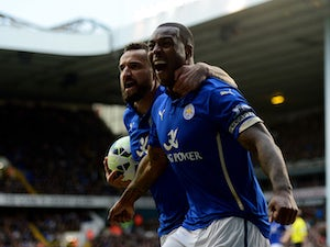 Morgan: 'Leicester still have work to do'