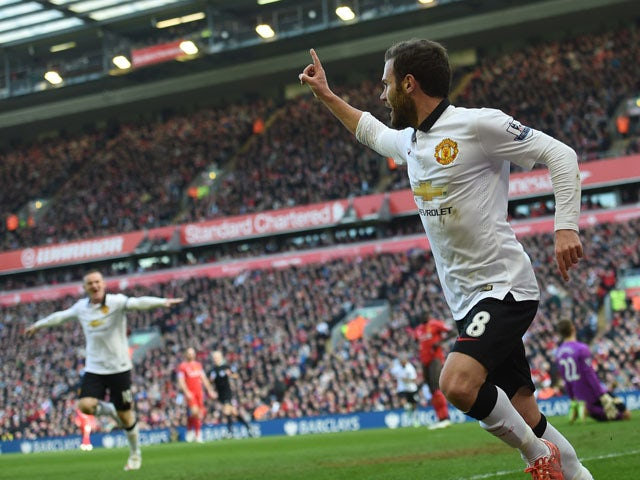 Result: Man Utd dispatch of 10-man Liverpool
