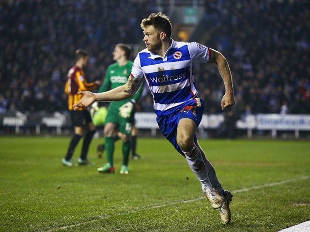 Result: Reading frustrated by Blackburn Rovers