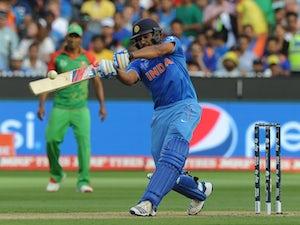 India thrash Bangladesh to reach final