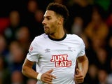 Ryan Shotton for Derby County on November 22, 2014