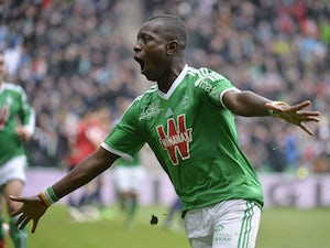 Saint-Etienne up to third with win
