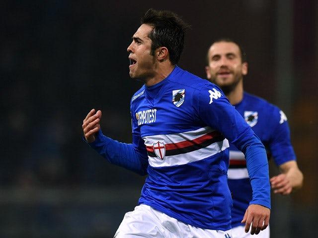 Result: Sampdoria hit five past Carpi