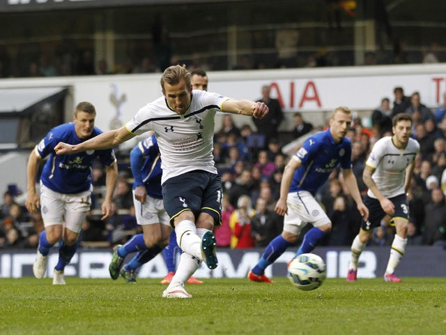 Result: Kane hat-trick leads Spurs to win