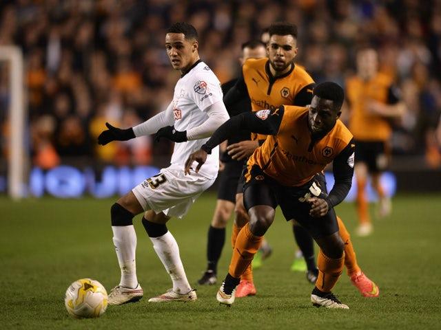 Result: Wolves punish Derby errors