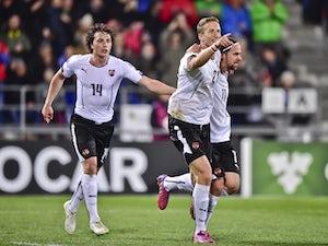 Austria stroll to victory in Liechtenstein