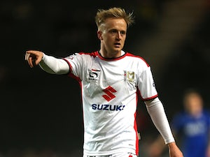 Two-goal Reeves helps Dons beat Rovers