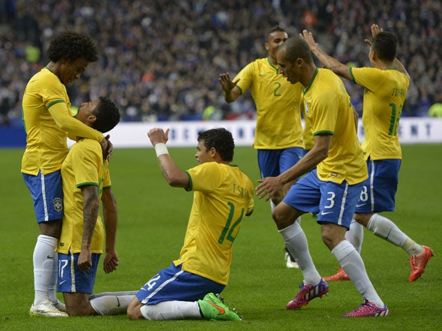 Result: France succumb to Brazil defeat