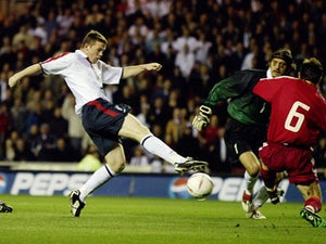 OTD: Rooney stars on full England debut