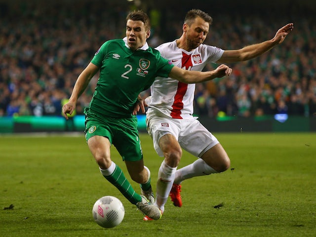Result: Long rescues late point for Ireland